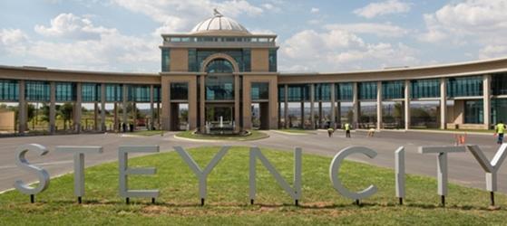 Steyn city parkland