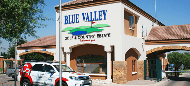 Blue valley estate