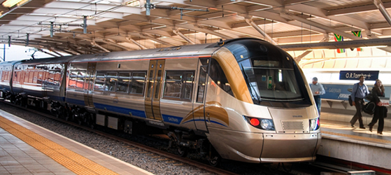 Gautrain security project